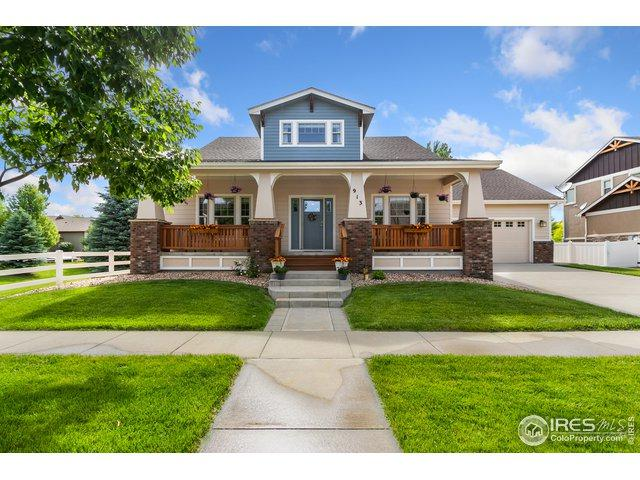913 Wilshire Dr, Berthoud, CO 80513 (MLS #886226) :: J2 Real Estate Group at Remax Alliance