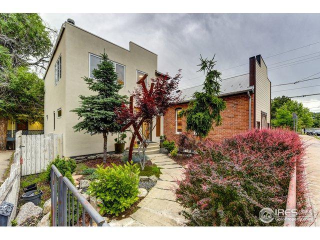 1928 6th St, Boulder, CO 80302 (MLS #886274) :: 8z Real Estate