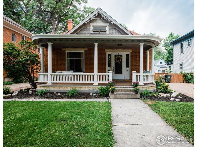 633 Mathews St, Fort Collins, CO 80524 (MLS #886282) :: Keller Williams Realty