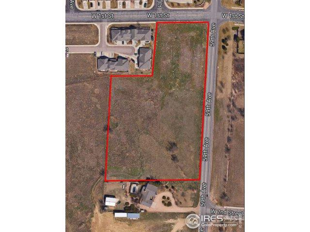 0 1st And 59th Ave, Greeley, CO 80634 (MLS #886358) :: 8z Real Estate