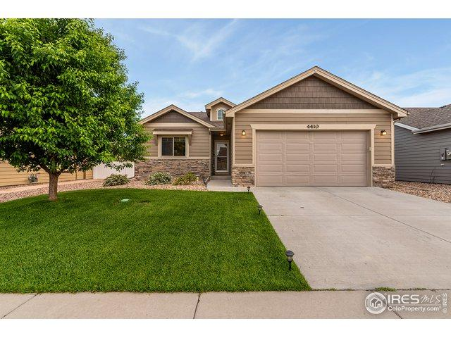 4410 Cypress St, Evans, CO 80620 (MLS #886379) :: Tracy's Team