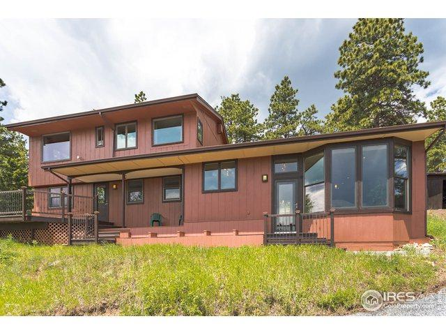 11753 Hillcrest Rd, Golden, CO 80403 (MLS #886449) :: Tracy's Team