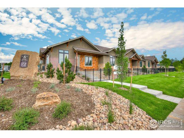 718 Centre Ave #103, Fort Collins, CO 80526 (MLS #886456) :: June's Team
