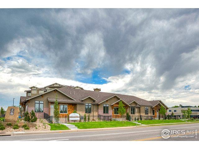 718 Centre Ave #102, Fort Collins, CO 80526 (MLS #886457) :: Windermere Real Estate