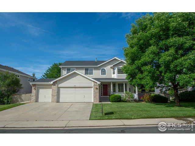 481 Whitetail Cir, Lafayette, CO 80026 (MLS #886463) :: Hub Real Estate