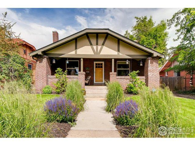 2850 Cherry St, Denver, CO 80207 (MLS #886480) :: Hub Real Estate