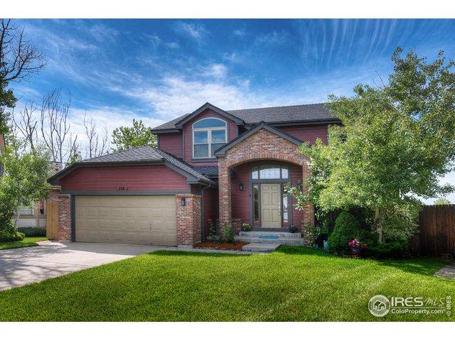 116 Vista Ln, Louisville, CO 80027 (MLS #886483) :: Hub Real Estate