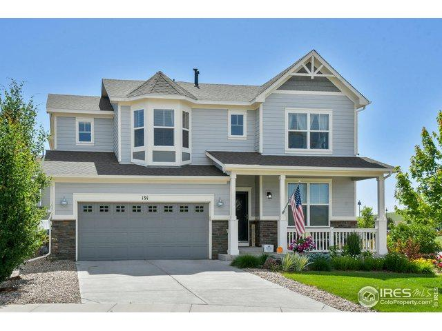 191 Westwood Way, Erie, CO 80516 (MLS #886490) :: 8z Real Estate