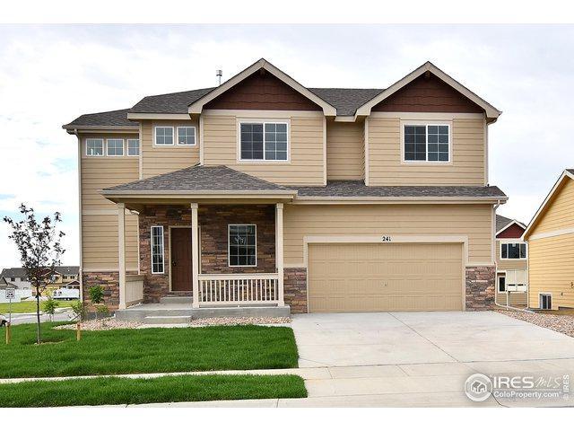 241 Castle Dr, Severance, CO 80550 (MLS #886514) :: Kittle Real Estate