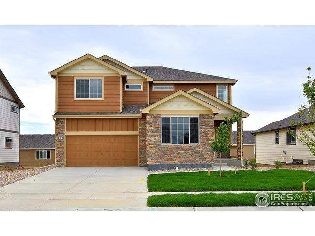 247 Castle Dr, Severance, CO 80550 (MLS #886516) :: Kittle Real Estate