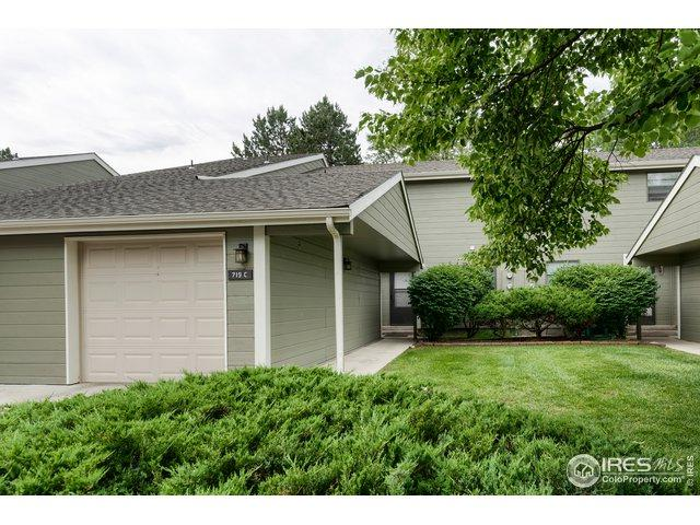 719 Brookhaven Ct C, Fort Collins, CO 80525 (MLS #886518) :: Tracy's Team
