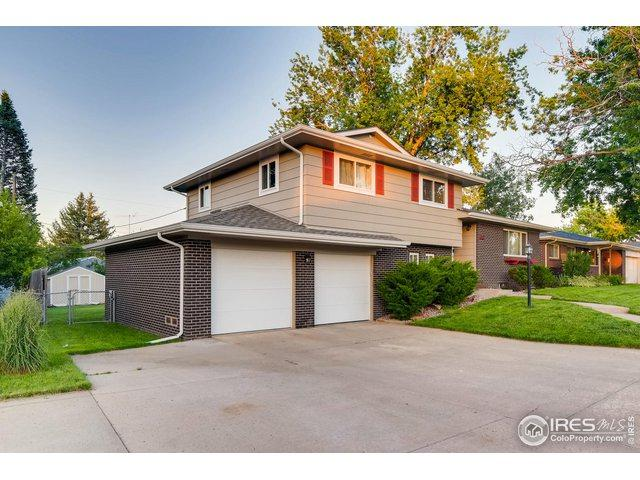 1402 32nd Ave, Greeley, CO 80634 (#886531) :: The Peak Properties Group