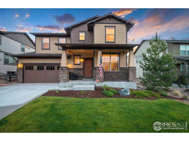 8371 Umber St, Arvada, CO 80007 (MLS #886547) :: Tracy's Team