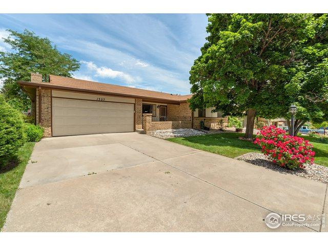 1327 E 19th St, Loveland, CO 80538 (MLS #886578) :: 8z Real Estate