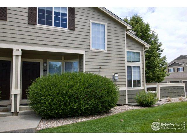 6809 Antigua Dr #64, Fort Collins, CO 80525 (MLS #886580) :: J2 Real Estate Group at Remax Alliance