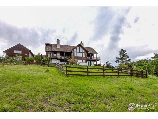 603 Mount Moriah Rd, Livermore, CO 80536 (MLS #886600) :: 8z Real Estate