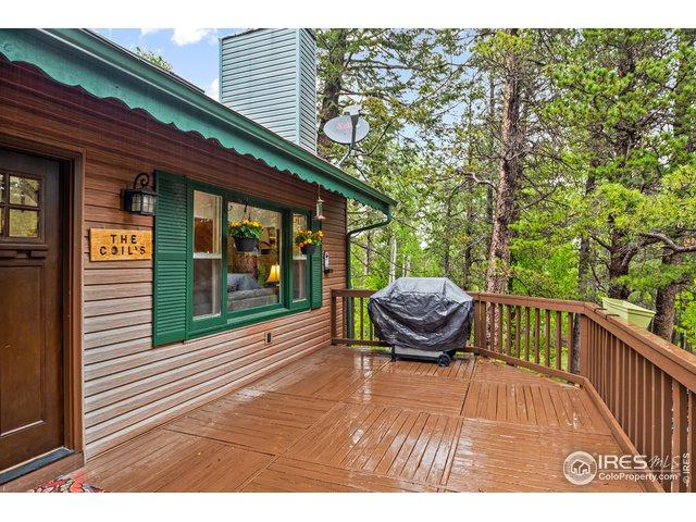 227 Lodge Pole Way, Black Hawk, CO 80422 (#886618) :: The Peak Properties Group