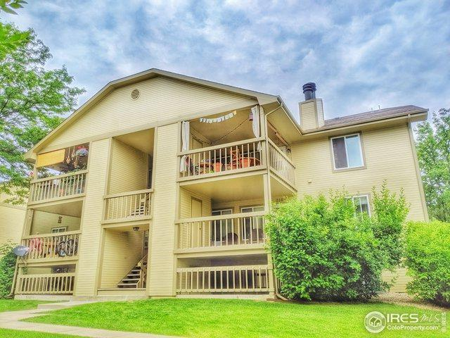 1672 Riverside Ave #116, Fort Collins, CO 80525 (MLS #886643) :: Tracy's Team