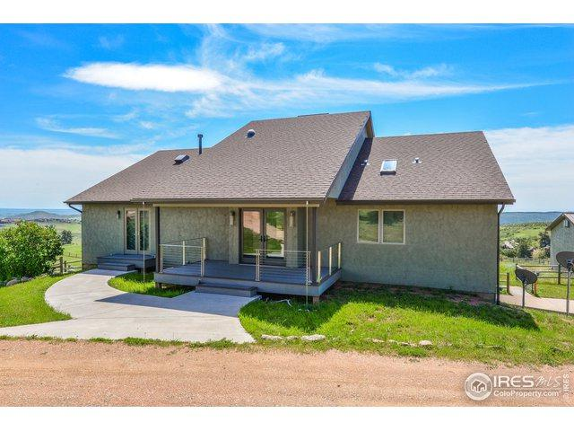 1649 N Greyrock Rd, Laporte, CO 80535 (MLS #886727) :: Hub Real Estate