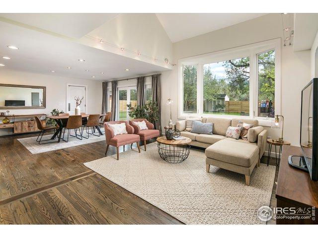 891 Crescent Dr, Boulder, CO 80303 (MLS #886745) :: Kittle Real Estate