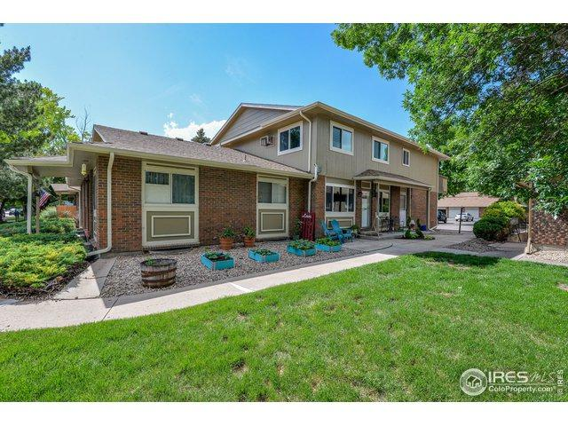 1024 Oxford Ln #63, Fort Collins, CO 80525 (MLS #886800) :: Tracy's Team