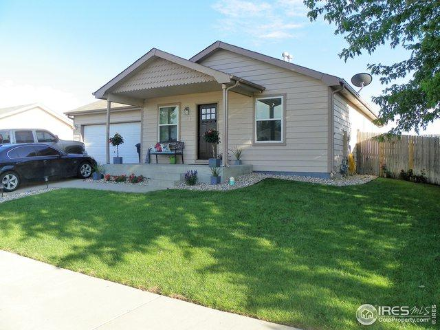 820 E 21st St, Greeley, CO 80631 (MLS #886826) :: 8z Real Estate