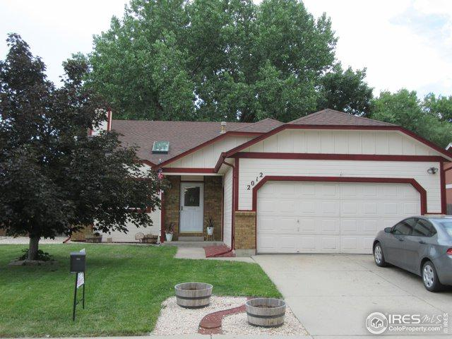 2012 Cheyenne Ave, Loveland, CO 80538 (MLS #886838) :: 8z Real Estate