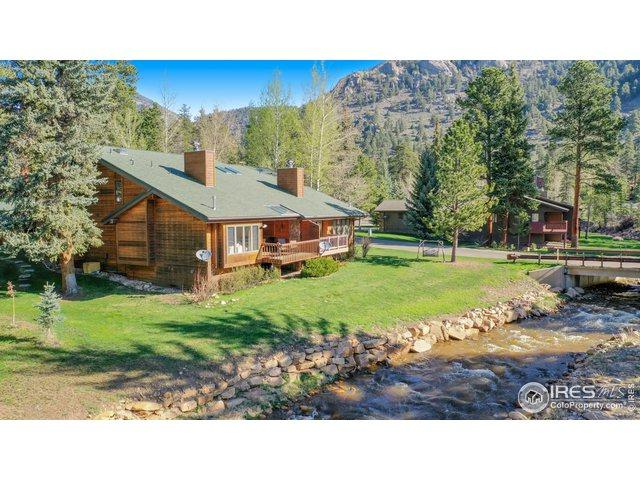 695 Homestead Ln, Estes Park, CO 80517 (MLS #886853) :: June's Team
