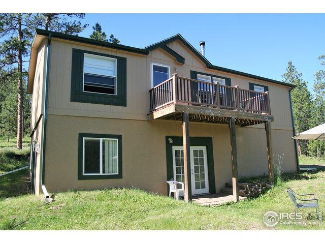 1448 Spruce Mountain Dr, Drake, CO 80515 (MLS #886879) :: 8z Real Estate