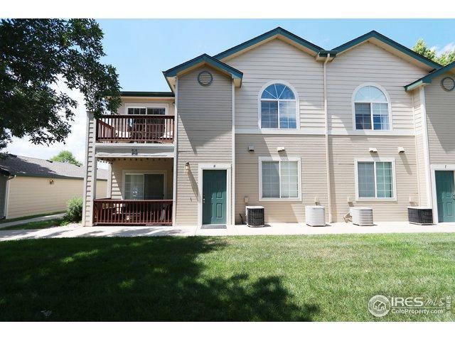 3002 W Elizabeth St H, Fort Collins, CO 80521 (MLS #886950) :: Hub Real Estate