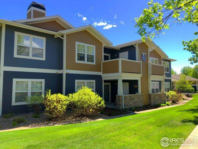 2421 Owens Ave #101, Fort Collins, CO 80528 (MLS #886969) :: Hub Real Estate