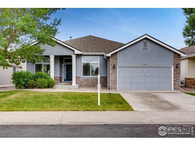 1634 Animas Pl, Loveland, CO 80538 (MLS #886973) :: 8z Real Estate