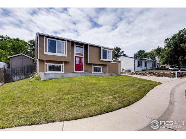 11828 Bellaire Cir, Thornton, CO 80233 (MLS #886988) :: 8z Real Estate