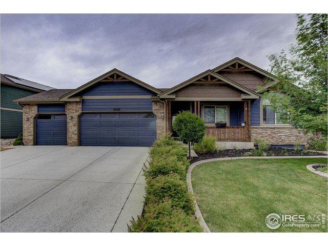 4543 Obrien Dr, Loveland, CO 80538 (MLS #887026) :: 8z Real Estate
