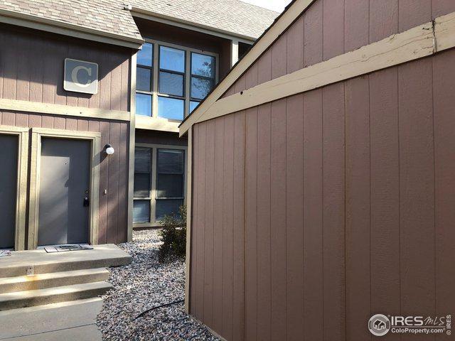 1901 Langshire Dr C, Fort Collins, CO 80526 (MLS #887041) :: Colorado Home Finder Realty