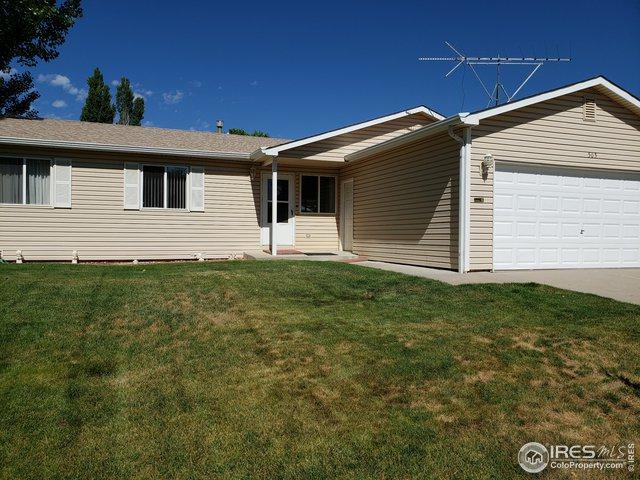 505 Broadview Dr, Severance, CO 80550 (MLS #887078) :: Bliss Realty Group