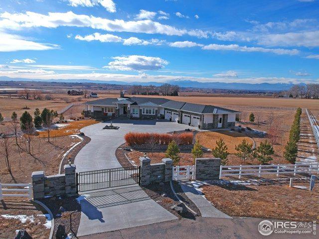 27128 Coyote Ridge Ln, Johnstown, CO 80534 (MLS #887086) :: 8z Real Estate