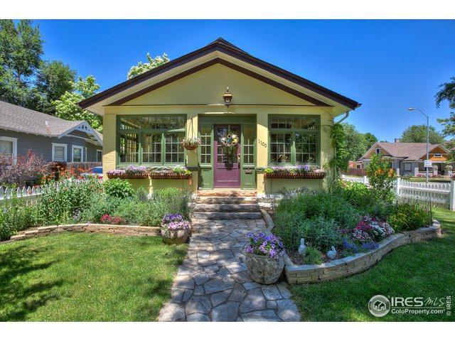 1100 W Oak St, Fort Collins, CO 80521 (MLS #887103) :: 8z Real Estate