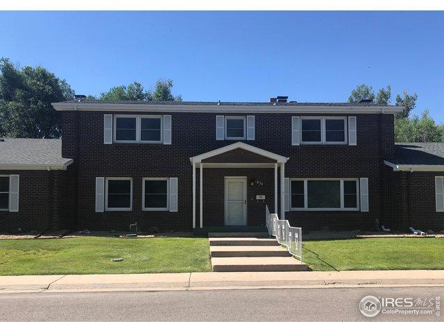 1824 Lakeside Dr, Greeley, CO 80631 (MLS #887109) :: Hub Real Estate