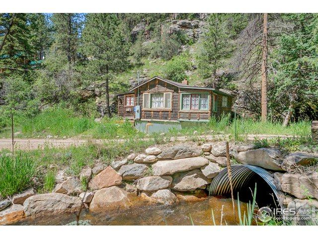 279 N North Fork Rd, Glen Haven, CO 80532 (#887156) :: James Crocker Team