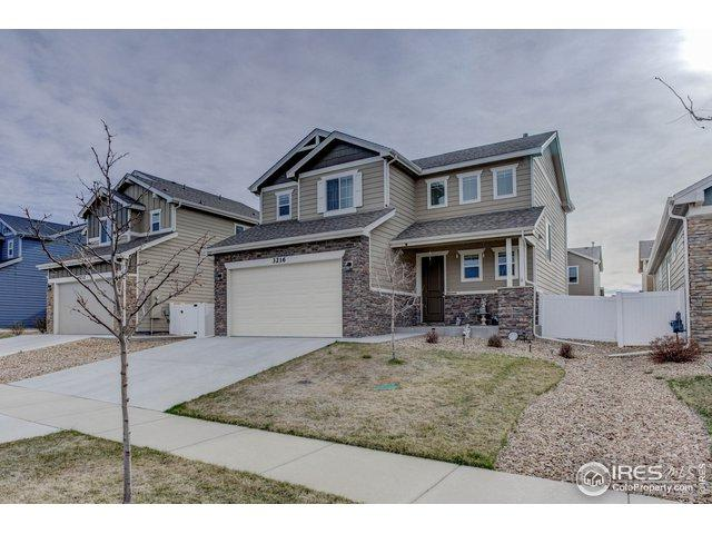 3216 San Marco Ave, Evans, CO 80620 (MLS #887187) :: Tracy's Team