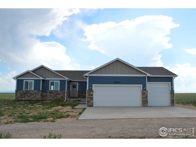 55343 County Road 15, Carr, CO 80612 (MLS #887218) :: 8z Real Estate