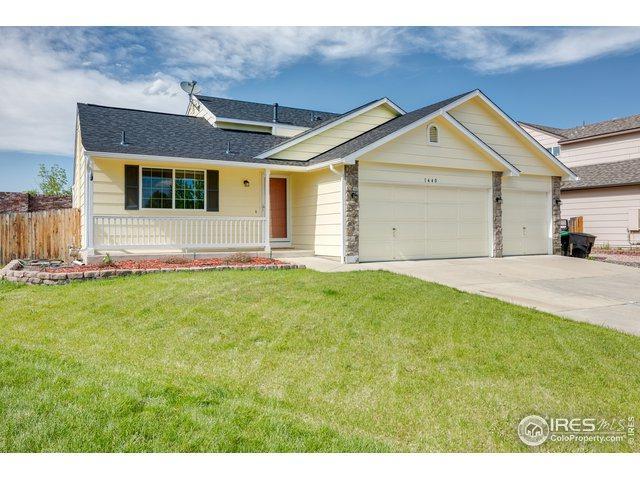 1440 Cedarwood Dr, Longmont, CO 80504 (MLS #887219) :: 8z Real Estate