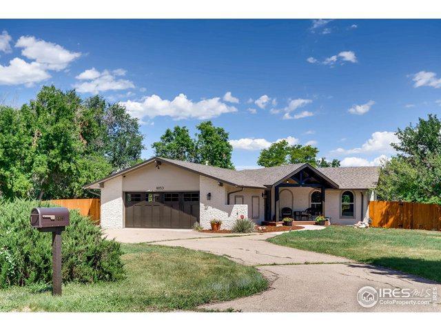 8053 Sagebrush Ct, Boulder, CO 80301 (MLS #887244) :: Kittle Real Estate