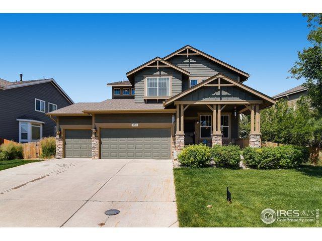 150 Muscovey Ln, Johnstown, CO 80534 (MLS #887247) :: 8z Real Estate