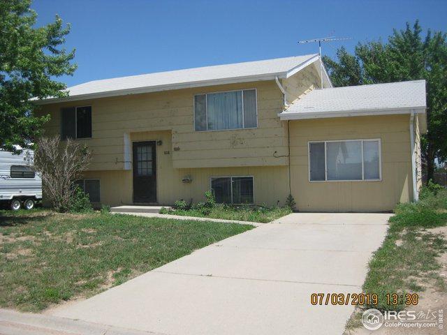 808 5th St, Pierce, CO 80650 (MLS #887290) :: 8z Real Estate