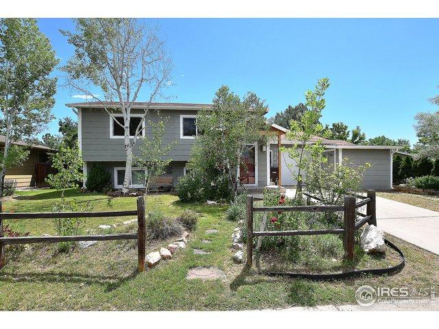 3320 Post Rd, Laporte, CO 80535 (MLS #887291) :: June's Team