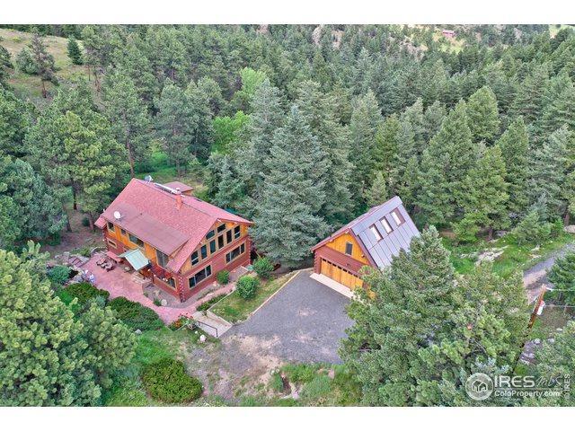 115 Pika Rd, Boulder, CO 80302 (#887313) :: The Peak Properties Group