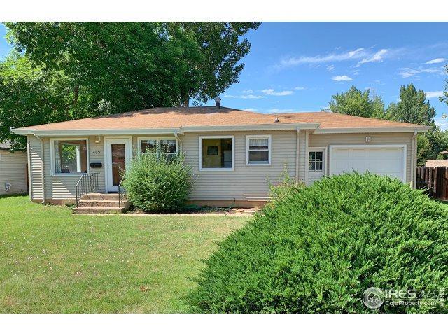 409 Grandview Dr, Loveland, CO 80538 (MLS #887320) :: 8z Real Estate