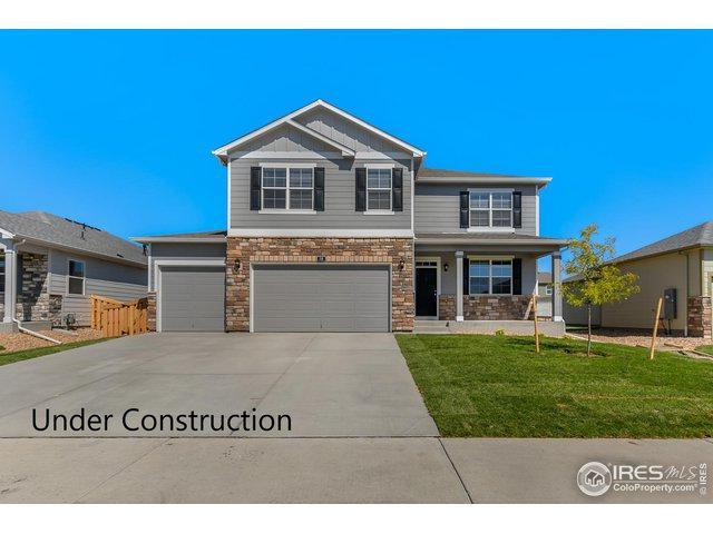 413 3rd St, Severance, CO 80550 (MLS #887353) :: Kittle Real Estate